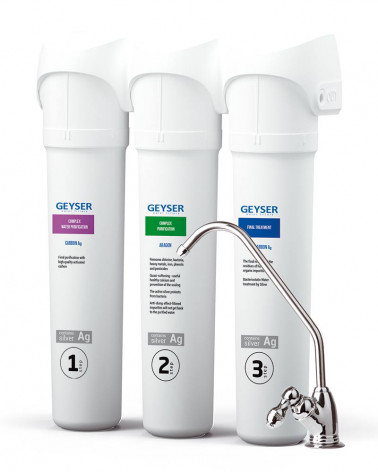 Purificateur d'eau Aragon-SMART triple action - version eau normale