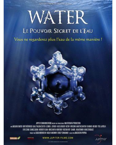 DVD : Water, le pouvoir secret de l'eau